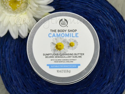 ¿Vale lo que cuesta? Manteca desmaquillante de The Body Shop