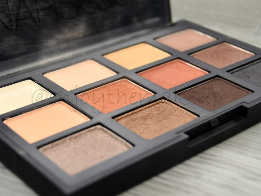Paleta Loaded de Nars