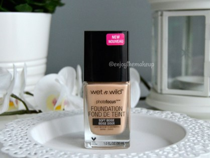 ¿Vale lo que cuesta? Base Photo focus de Wet n Wild