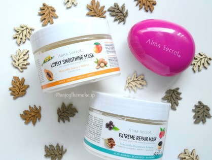 Multimasking capilar con Alma Secret