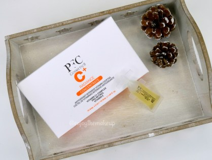 Radiance C+ concentrate de PFC cosmetics