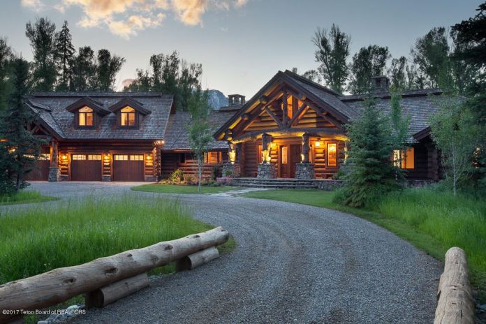 Homes near the Grand Teton National Park