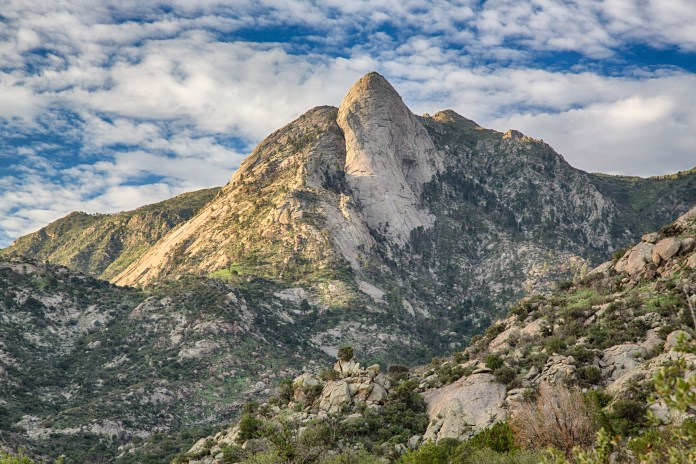 Organ Mountains Desert Peaks in New Mexico, Trump National Monuments