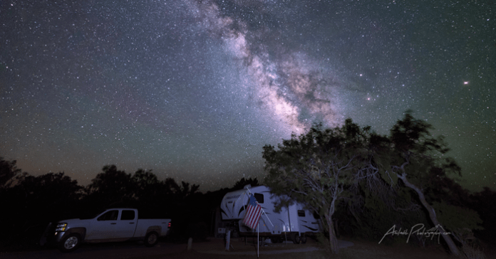 Best places to see Milky Way