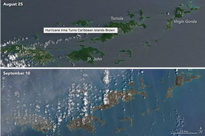 St. John Hurricane Irma