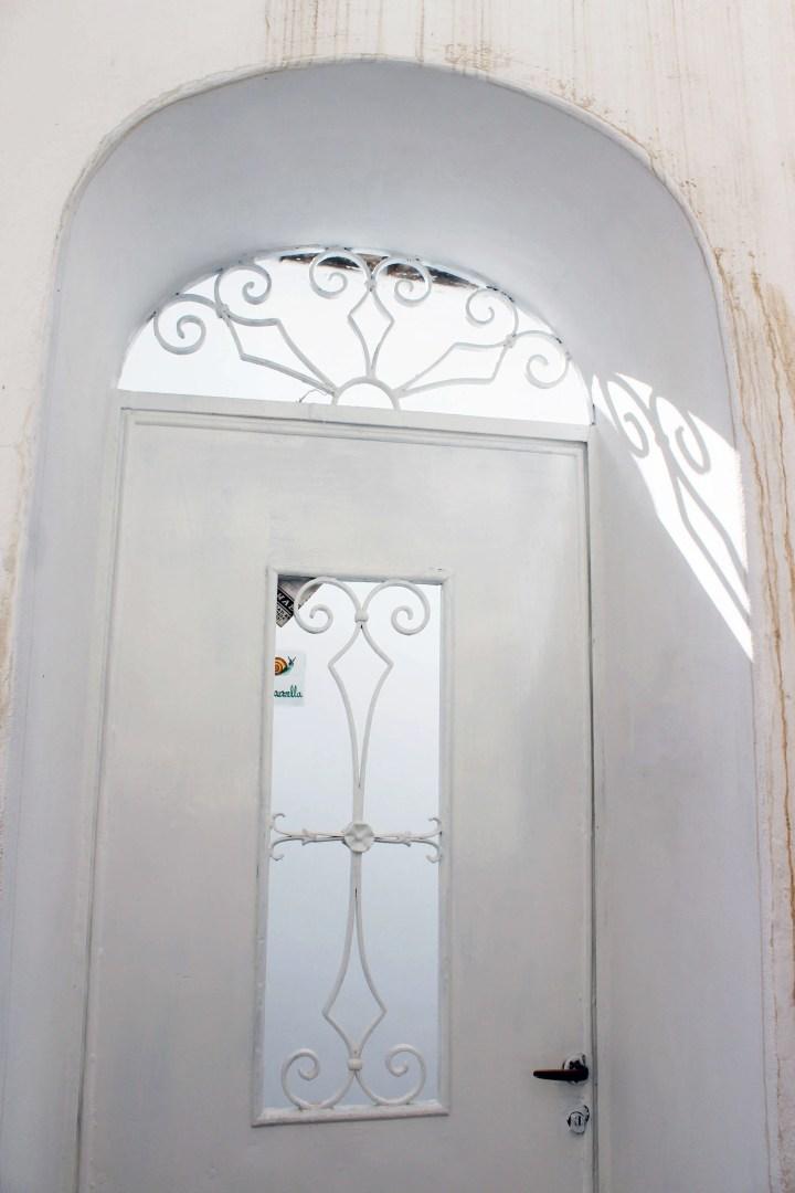 Love Affair with Positano - Greek Inspired Doorway