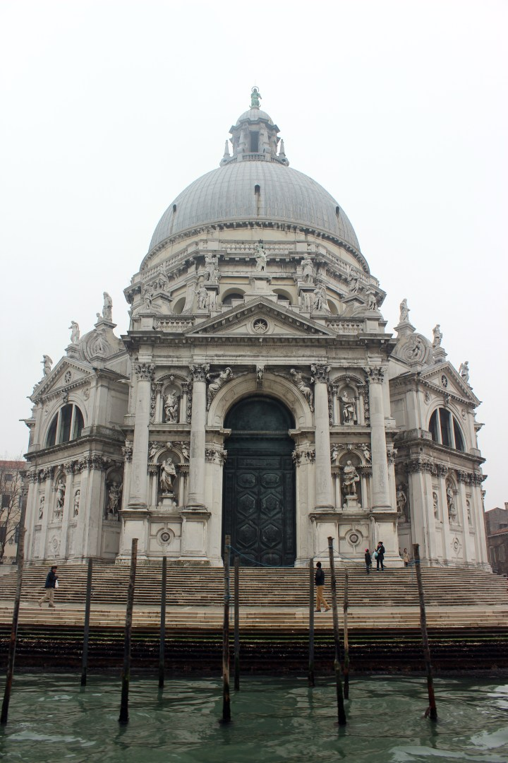 Our Lady of Health Cathedral in Venice Italy