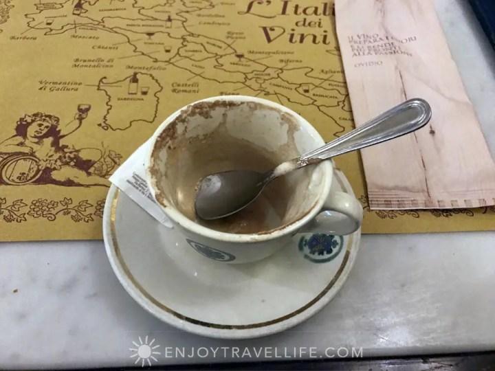 Cappuccino | Cortona | Italy