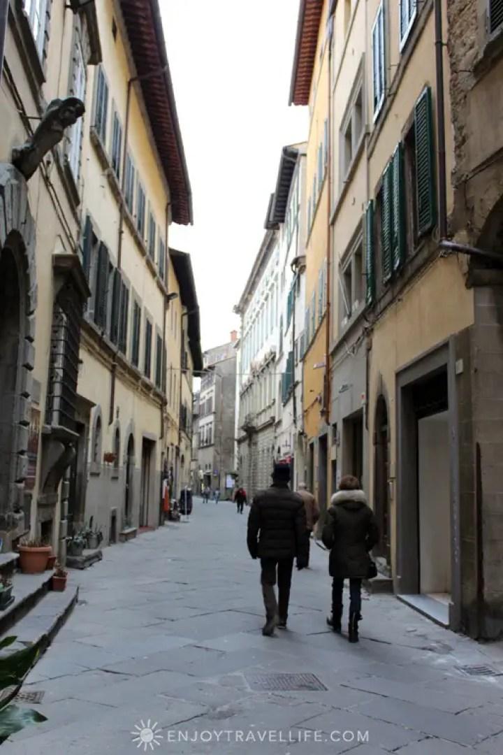 Cortona | Italy | Tuscany | Piazza della Repubblica