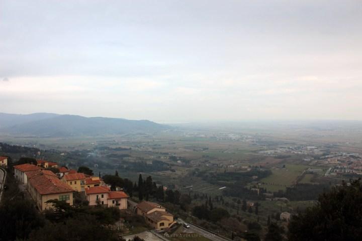 Lake Trasimeno   Cortona   Italy