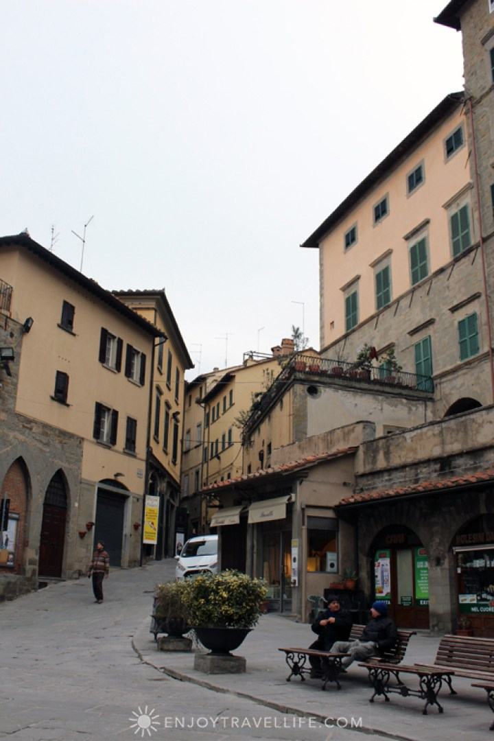 Piazza de Repubblica | Cortona | Italy