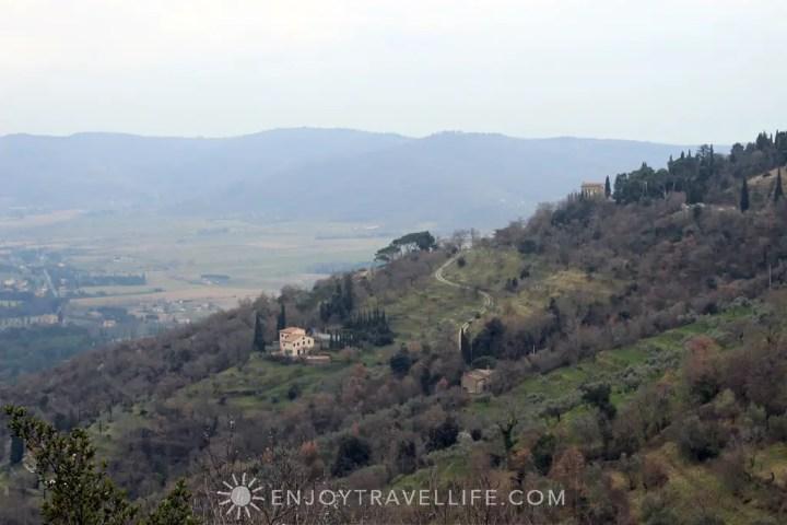 Tuscan Countryside | Cortona | Italy