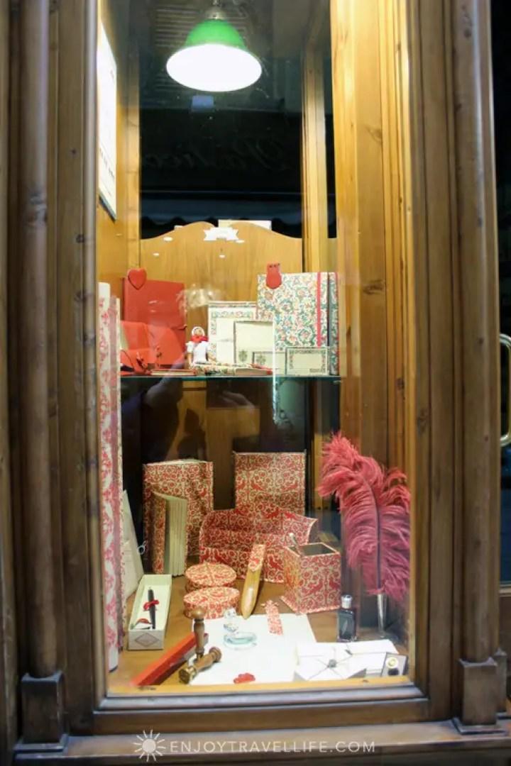 Cortona | Italy | Tuscany | Shopping