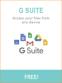 Best Blogging Tools - G Suite