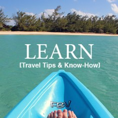 Learn Travel Tips and Know-How from Travel Blogger Jackie Gately at Enjoy Travel Life