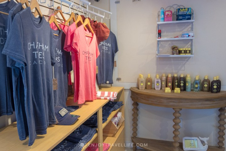 Waterfront Weekend in Chatham - Chatham Tides Inn Gift Shop