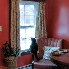 Comfort and Foodie Heaven at The Inn at Sweet Water Farm