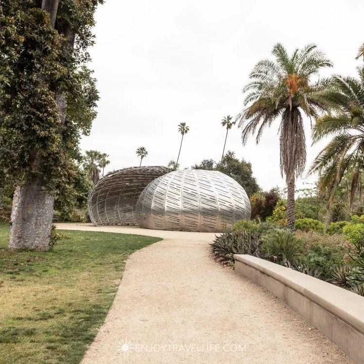The Orbit Pavillion - The Huntington Botanical Gardens