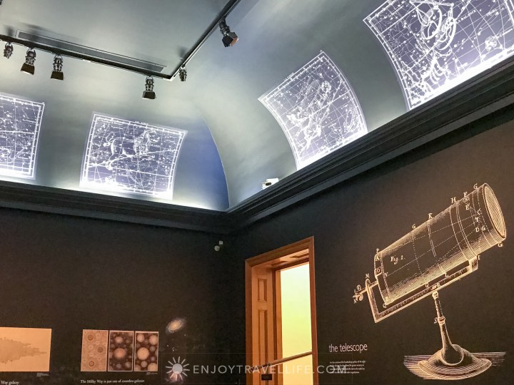 The Dibner Hall of the History of Science - The Huntington