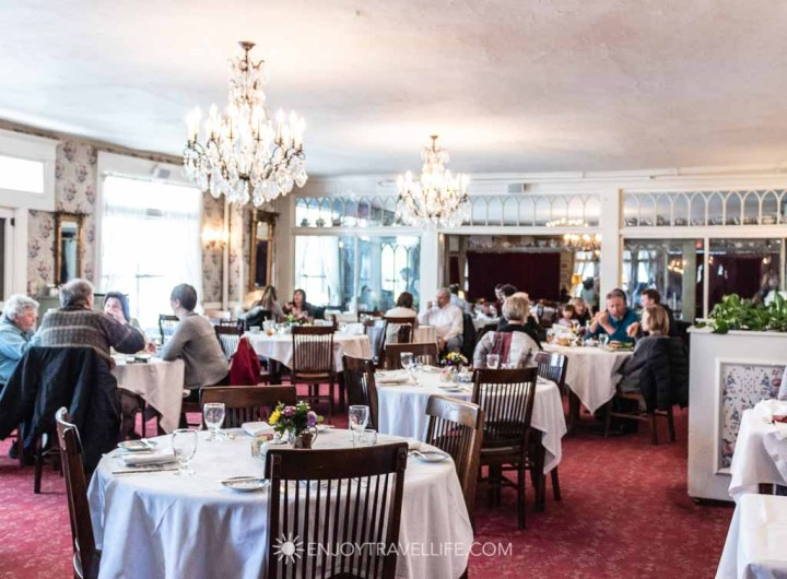 Red Lion Inn Dining Room