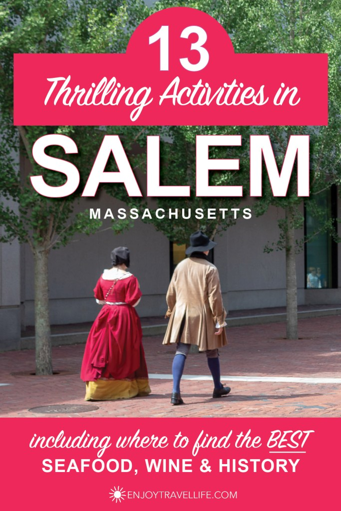 13 Thrilling Attractions in Salem Massachusetts