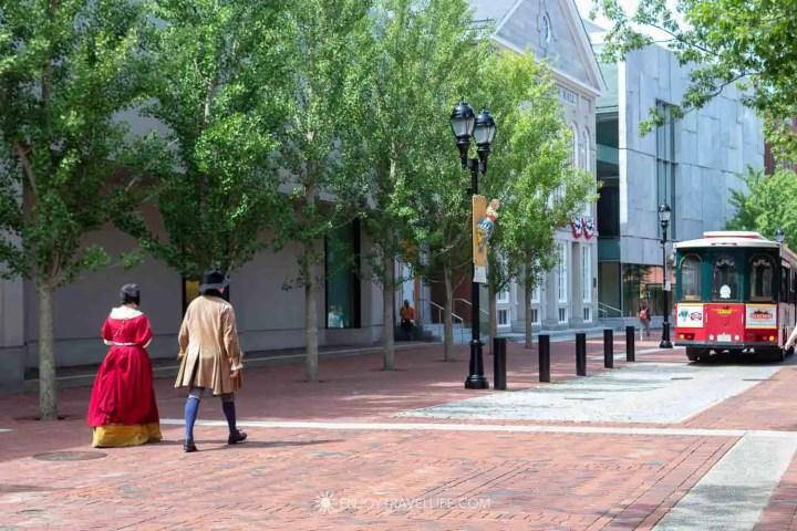 Salem Trolley Tours in Salem Massachusetts