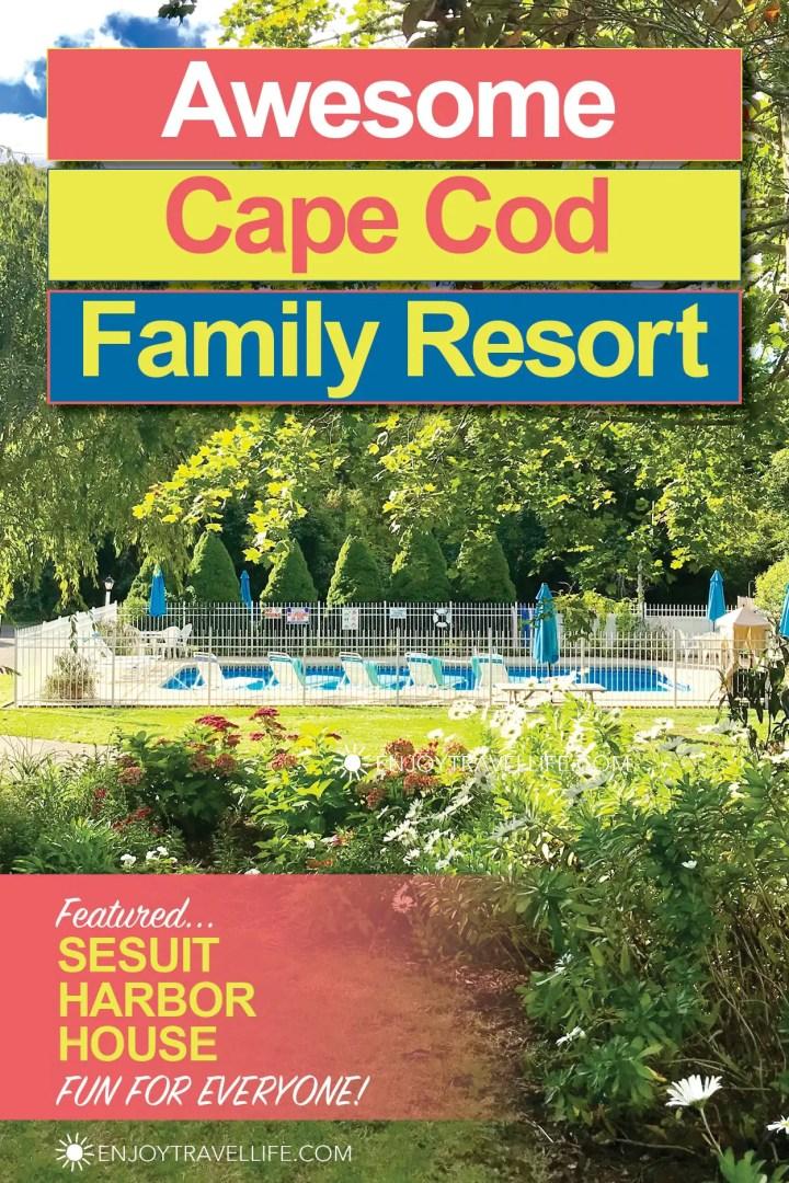 Cape Cod Family Resort in Dennis MA