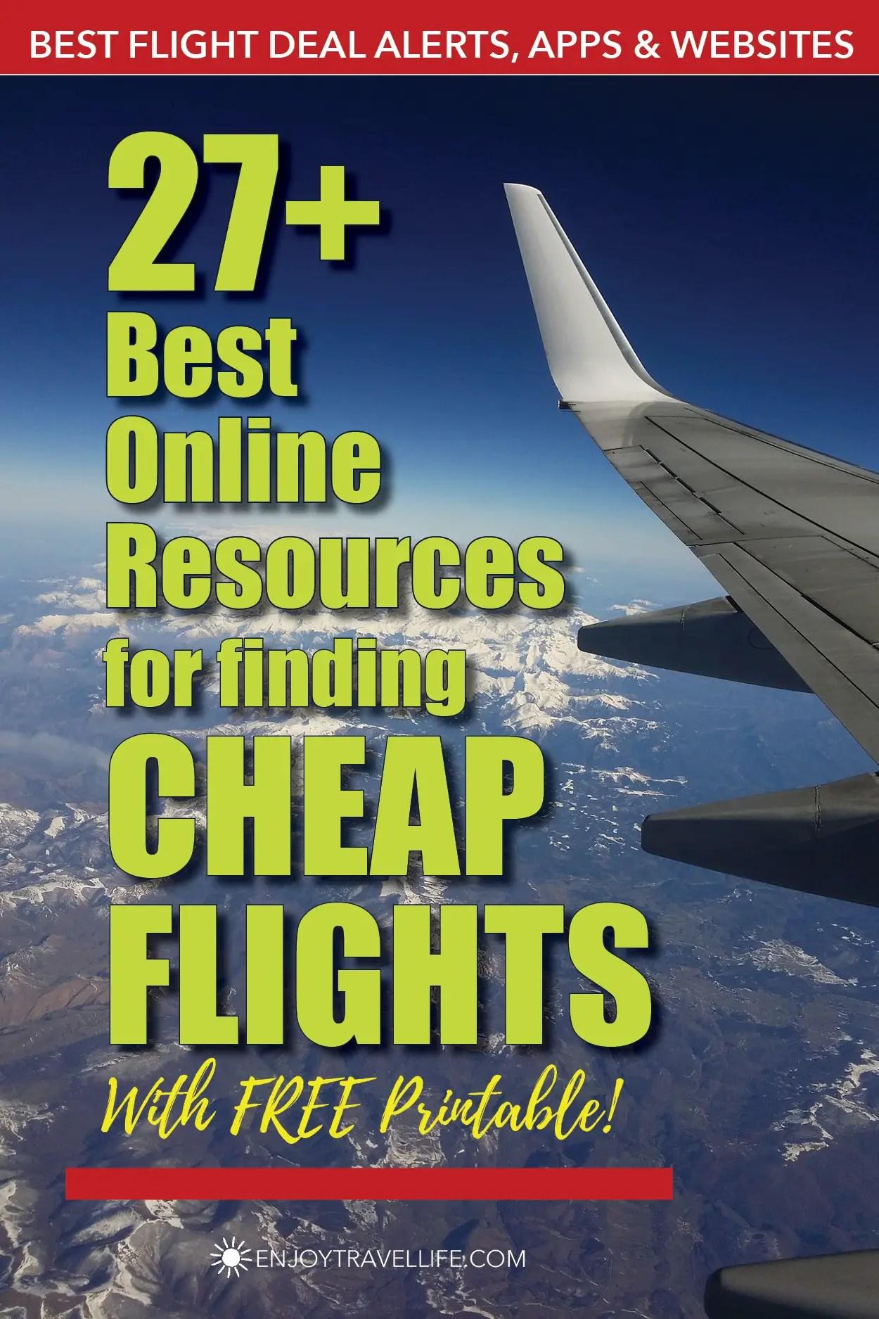 flight deals - cover