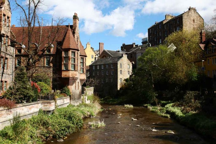 Self-Guided Walking Tour in Scotland: Edinburgh (New Town)