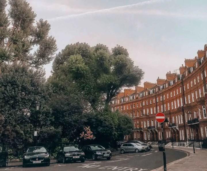 Knightsbridge, West London (UK Walking Tours stop)