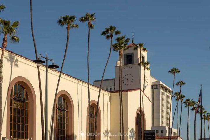 Union Station   Train Station LA
