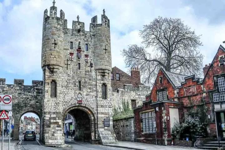 The City Gate, York UK
