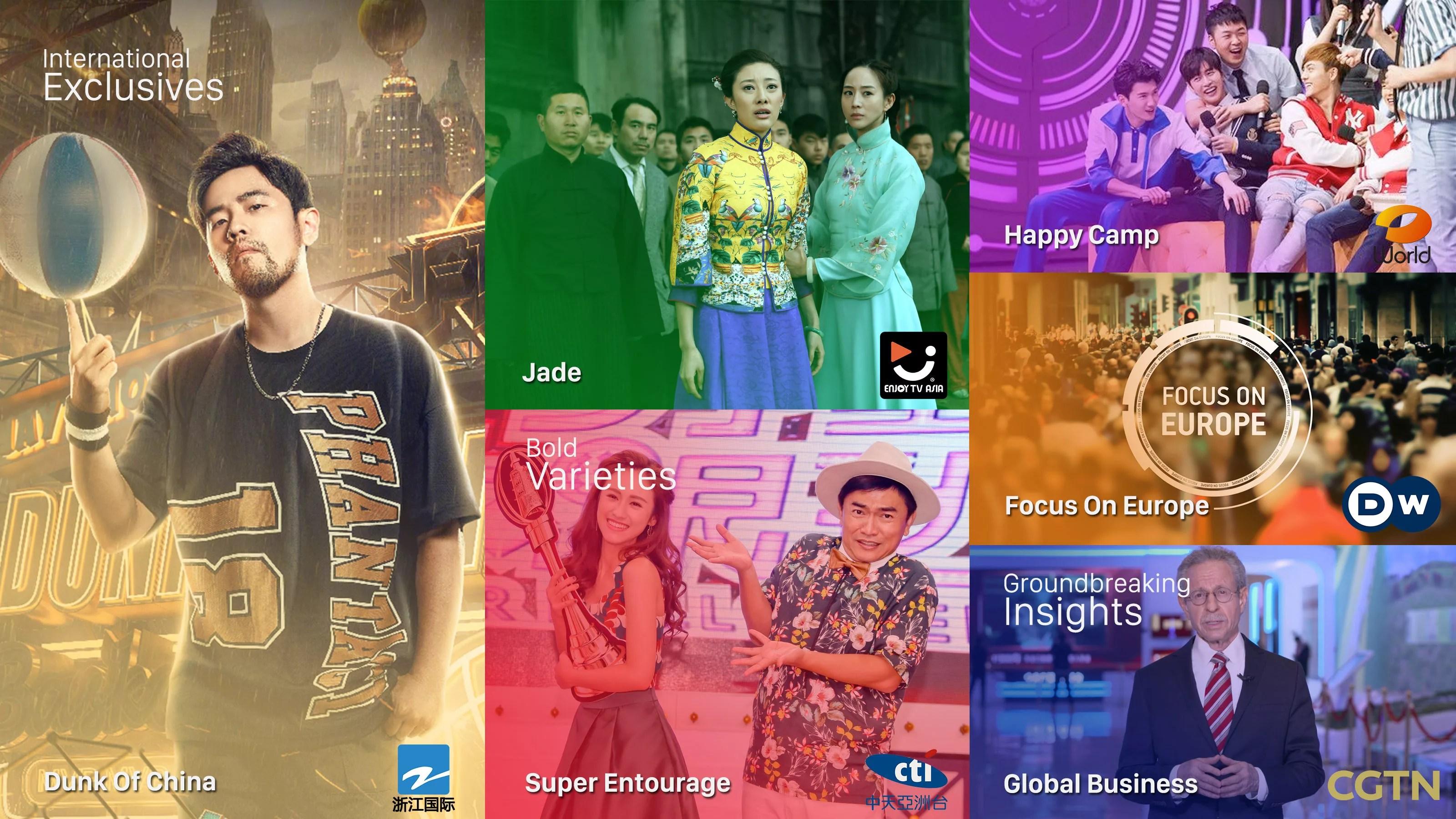Enjoy TV Live Channels