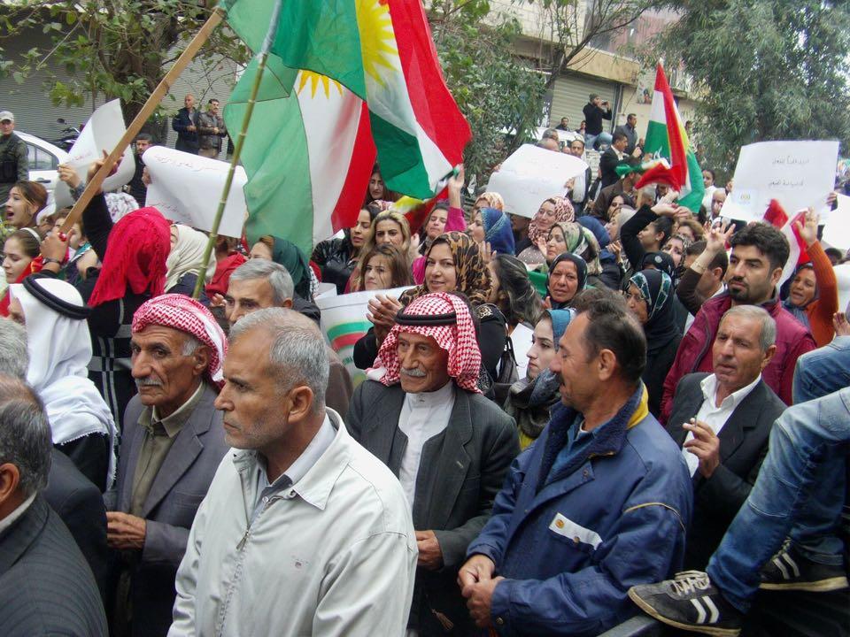 بيان إلى الرأي العام حول اعتقال قيادات من المجلس الوطني الكردي