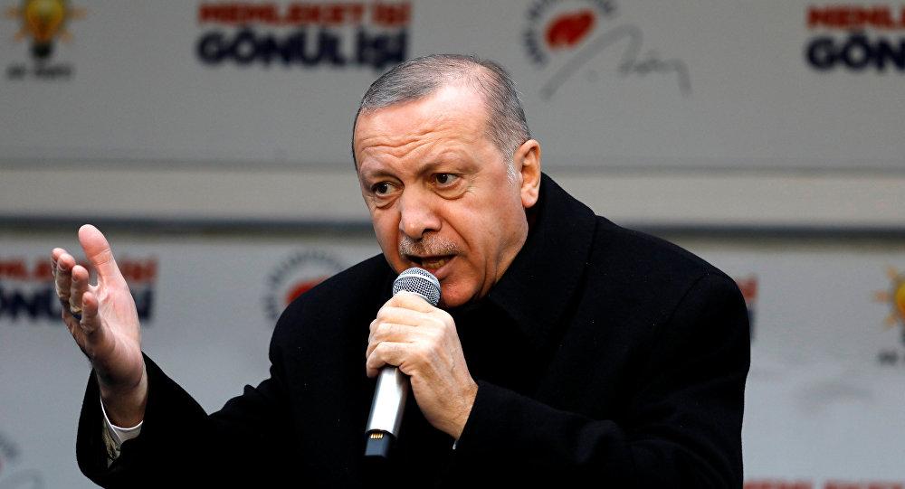 """أردوغان: سنحصل على """"إف-35"""" عاجلا أم آجلا وسنشارك في إنتاج """"إس-500"""" مع روسيا"""