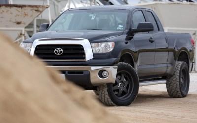 Toyota Tundra on Enkei ST6 Truck and SUV Wheels