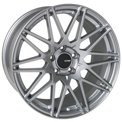 Enkei TMS Mesh Wheel Silver Gray