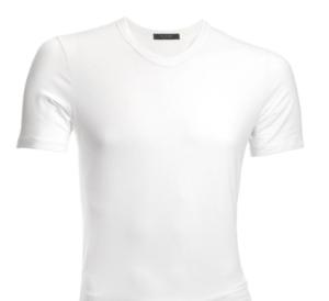 Pima Cotton t-skjorte fra Viero Milano (foto: Menswear)