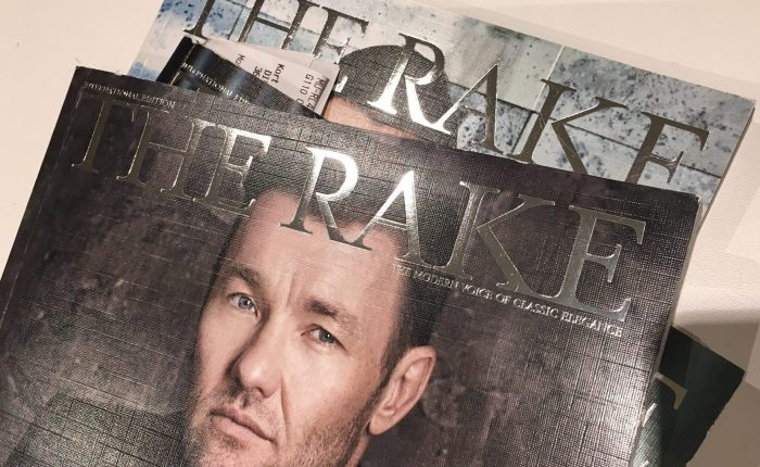 The Rake – magasinet for herrestil