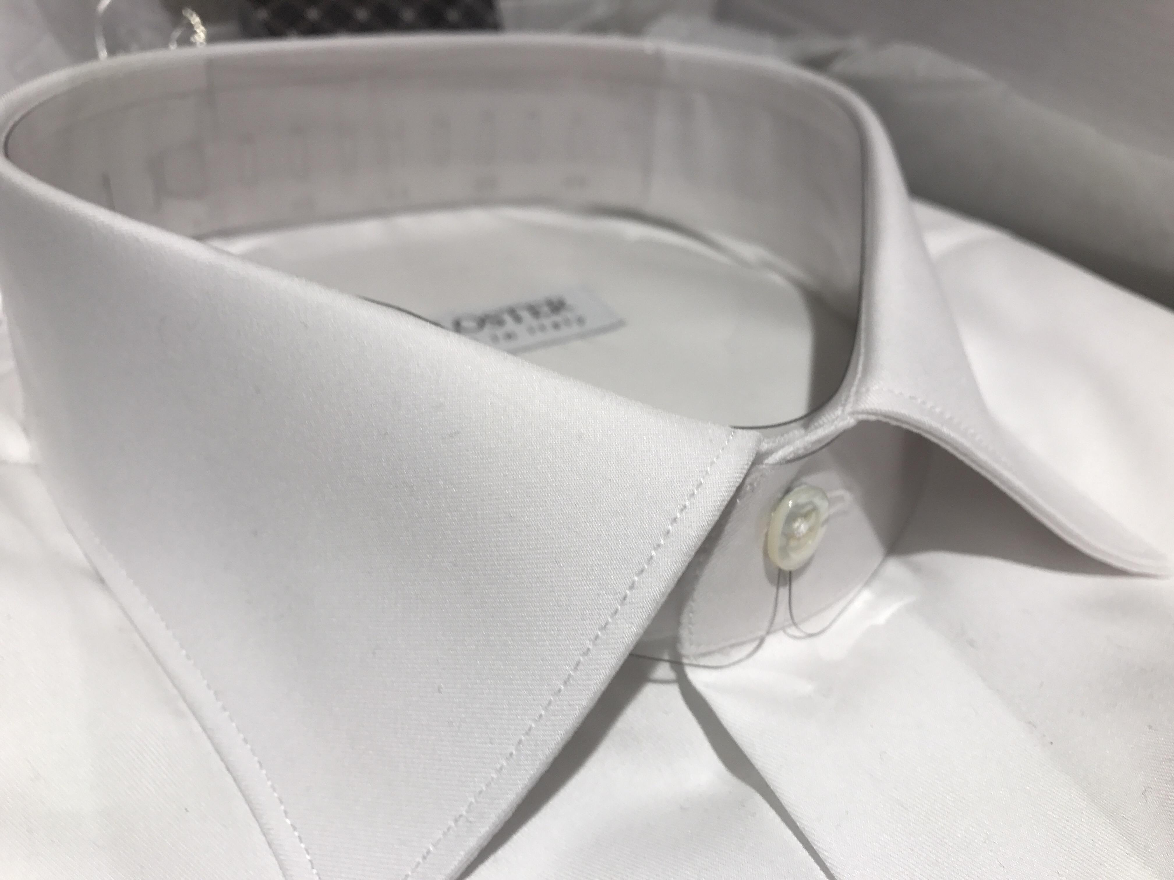 Test av Kloster skjorte (sponset) – Enkeltspent