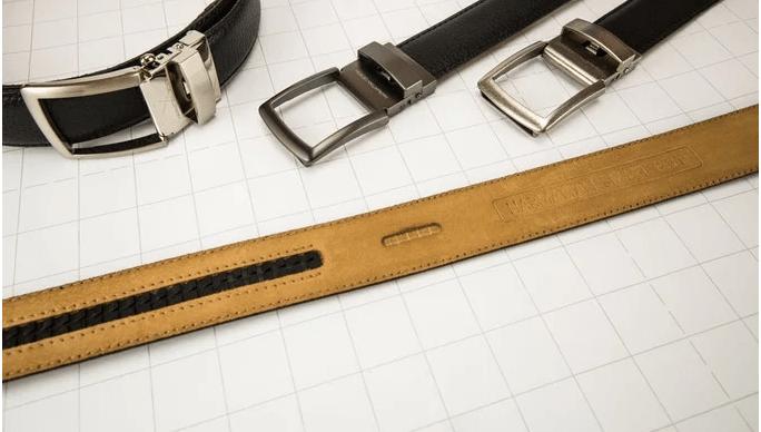 Velg rett farge på sko og belte – Enkeltspent