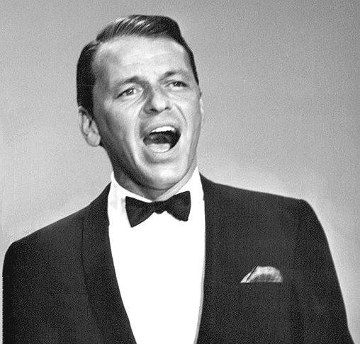 2d1674aa Frank Sinatra i 1962, i smoking med sløyfe. Foto: CBS/Wikipedia commons