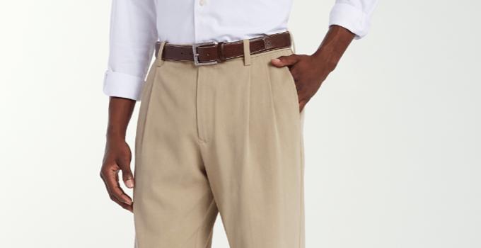 Bukser med legg