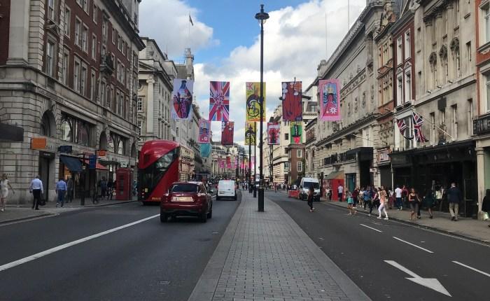 London – igjen