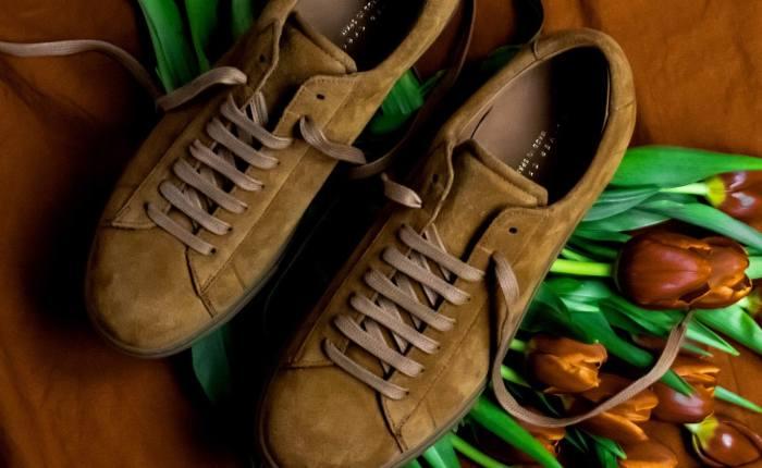 Semskede sneakers fra Oliver Cabell