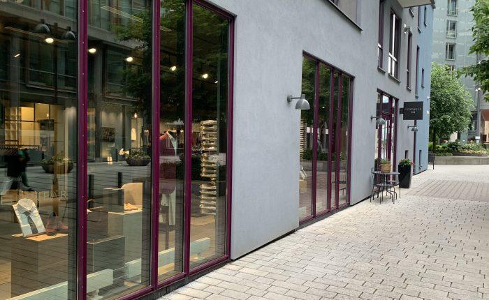 Nye flotte lokaler for Menswear Tjuvholmen