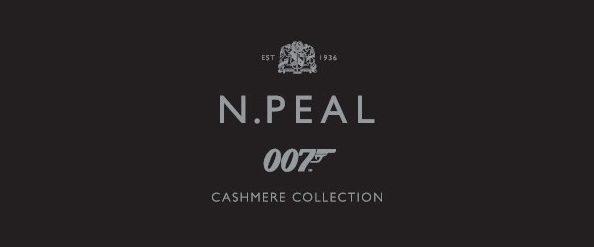 N. Peals James Bond-kolleksjon