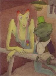 Schnackenberg A surreal conversation - 1948