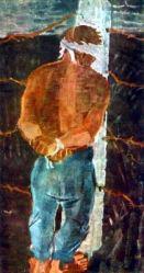 Derkovits Gyula - L'exécution, 1932