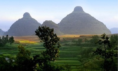 two-breast-peaks-zhenfeng-county